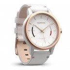 Смарт-часы Garmin Vivomove Classic Rose Gold-Tone with Leather Band (W1061)