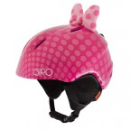 Горнолыжный шлем Giro Launch Plus Pink Bow Polka Dots S (7073614)