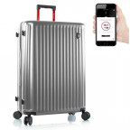 Чемодан Heys Smart Connected Luggage (L) Silver (927105)