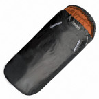 Спальный мешок Highlander Sleephuggerzs/+4°C Black/Orange (Left) (926383)