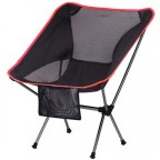 Стул KingCamp ALU LEISURE CHAIR (KC3919) Black