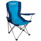 Стул KingCamp Arms Chairin Steel (KC3818) Blue