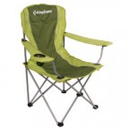 Стул KingCamp Arms Chairin Steel (KC3818) Green