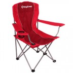 Стул KingCamp Arms Chairin Steel (KC3818) Red