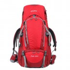 Рюкзак KingCamp Peak 50+5 (KB3249) Red