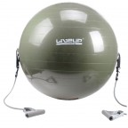 Фитбол с эспандером LiveUp GYM BALL WITH EXPANDER 65см (LS3227)