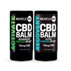 НАБІР Muscle MX ACTIVATE та RECOVERY CBD MINI 15 мл