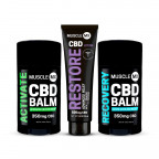 НАБІР Muscle MX TOPICAL CBD