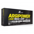 Аминокислота OLIMP SPORT NUTRITION ArgiPower 1500 Mega Caps 120 caps
