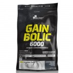 Гейнер OLIMP SPORT NUTRITION Gain Bolic 6000 bag 1kg клубника