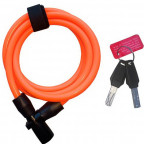 Замок ONGUARD Lightweight Key Coil Cable Lock (LCK-59-64)