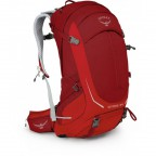 Рюкзак Osprey Stratos 34 Beet Red
