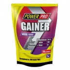 Гейнер Power Pro Gainer, 1 кг - банан