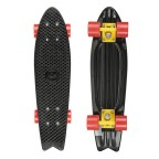 Пенни Борд Shark 406 Black/Yellow/Red (401Y-BlackR)