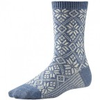 Носки Smartwool SW524.473-S Women's Traditional Snowflake blue steel htr р.S