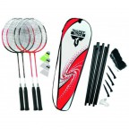 Бадминтон Talbot Torro Badminton Set 4 Attacker Plus (449515)