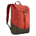 Рюкзак Thule Lithos Backpack 16L - Rooibos/Forest Night (TH3203821)