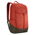 Рюкзак Thule Lithos Backpack 20L - Rooibos/Forest Night (TH3203824)