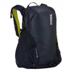 Рюкзак Thule Upslope 25L Snowsports Backpack Black - Blue (TH3203607)