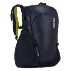 Рюкзак Thule Upslope 35L Snowsports Backpack Black - Blue (TH3203609)
