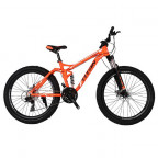 "Горный велосипед Titan Appache 26"" 17"" 2019 Orange-Black (263TJSUS19-392)"