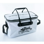 Сумка рыболовная Tramp Fishing bag EVA. White-M (TRP-030-White-M)