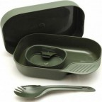 Набор посуды Wildo Camp-A-Box Light olive green W20264
