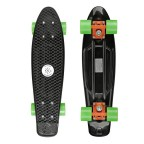 Пенни Борд YOLO 401 Black/Orange/Green (401Y-BlackG)
