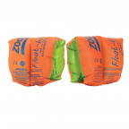 Нарукавники ZOGGS Float Bands Orange/ Green, 1-3 y.o. (301202)