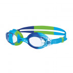 Очки для плавания ZOGGS Little Bondi Clear/ L. Blue/ Green (317813)