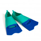 Ласты короткие  ZOGGS Ultra Blue Fins - Turquoise - EU45-46/UK11-12 (311395)