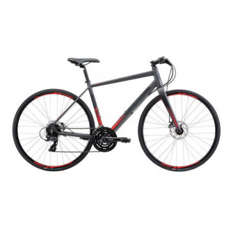 "APOLLO EXCEED 10 Disc 28"" 18"" 2019 M matte Charcoal/ Black/ Red (SKD-80-36)"