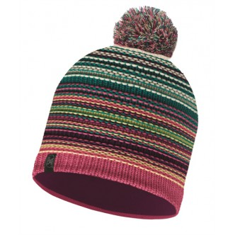BUFF Knited & Polar Hat Neper Magenta (BU 113586.535.10.00)