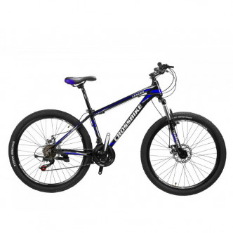 "Cross Leader 26"" 13"" 2019 Black-Blue-White (26CJPr19-46)"