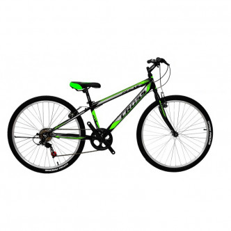 "Cross Pegas 26"" 13"" black-green (26CJS18-2-1)"