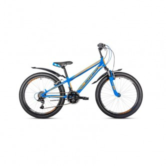 "INTENZO ENERGY V-BRAKE  24"" 13"" 2018 Синий (INT-506M13-BLUE-S-18)"