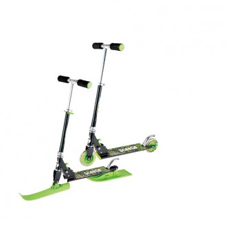 KIDIGO SNOW SCOOTER  2 in 1