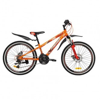 "Premier Pirate 24"" 11"" 2018 Disc Orange (SP0004921)"