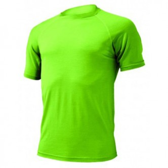 REUSCH EVEREST T-Shirt Short Sleeves 160g - L Green (EVEREST 6161)