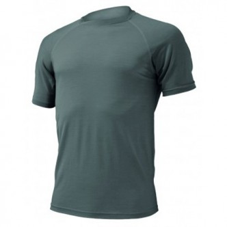 REUSCH EVEREST T-Shirt Short Sleeves 160g - M Grey (EVEREST 8080)