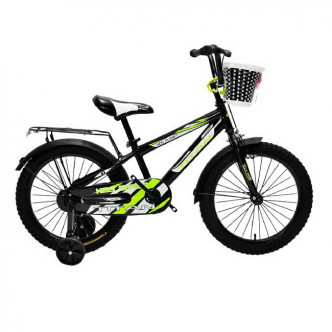 "Titan BMX 18"" 2018 black-white-yellow (18TCK18-100-2)"