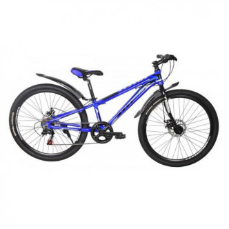 "Titan Discovery 26"" 13"" 2019 Blue-Black-Ssilvery (26TJPr19-34)"