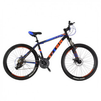 "Titan Extreme 26"" 17"" 2018 black-orange-blue (26TJAL19-307)"