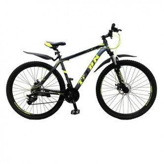 "Titan Extreme К 26"" 17"" 2019 Gray-Green-Black (26TJAL19-304)"