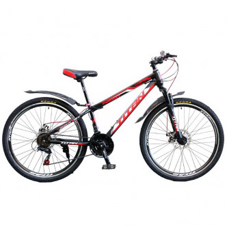 "Titan Forest 24"" 12"" 2020 Black-Red-White (24TWS18-23-3)"