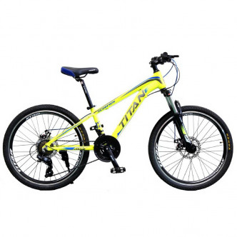 "Titan Scorpion 24"" 12"" 2019 Lightgreen-Black  (24TWAL19-316)"