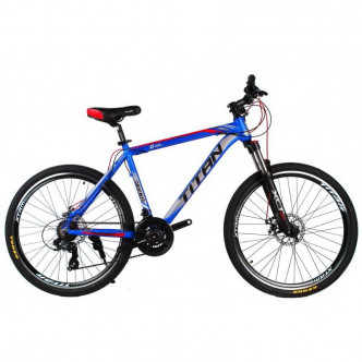 "Titan Solar 26"" 19"" 2019 Blue-Gray-Red (26TWAL19-330)"