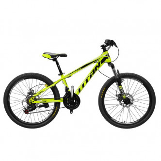"Titan Spider 24"" 12"" 2019 Lightgreen-Black (24TJS18-16-6)"