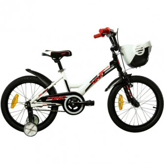 "VNC Wave 18"" 28см White/ Black/ Red (1819-GA-BW)"