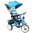 купить KidzMotion 3-х колесный Tobi Junior BLUE (115001/blue)